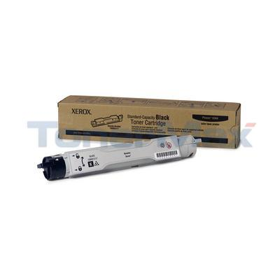 XEROX PHASER 6360 TONER CARTRIDGE BLACK 9K